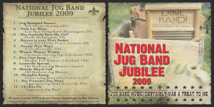 NJBJ 2009 CD booklet outside